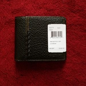 Mens Coach wallet